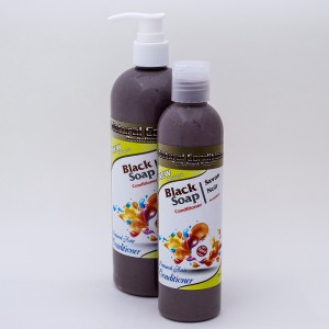 Black Soap Conditioner | Organic Herbal Hair Conditioner
