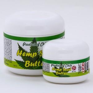Hemp Seed Body Butter | Organic Herbal Moisturizer