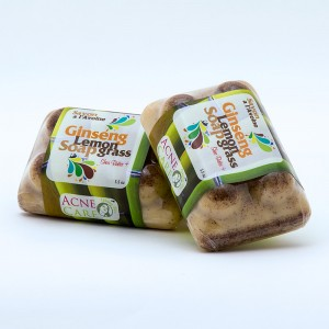 Ginseng Lemongrass Soap | Puirity Natural