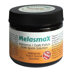 MelasmaX Ginseng Dark Patch Remover | Purity Natural