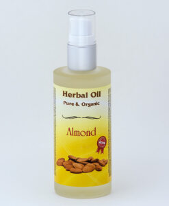 Almond Oil | Hair and Scalp Massage Oil | Puirty Natural