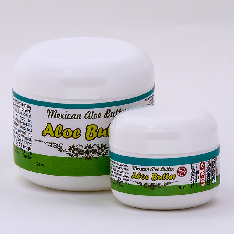 Aloe Body Butter | Organic Herbal Moisturizer