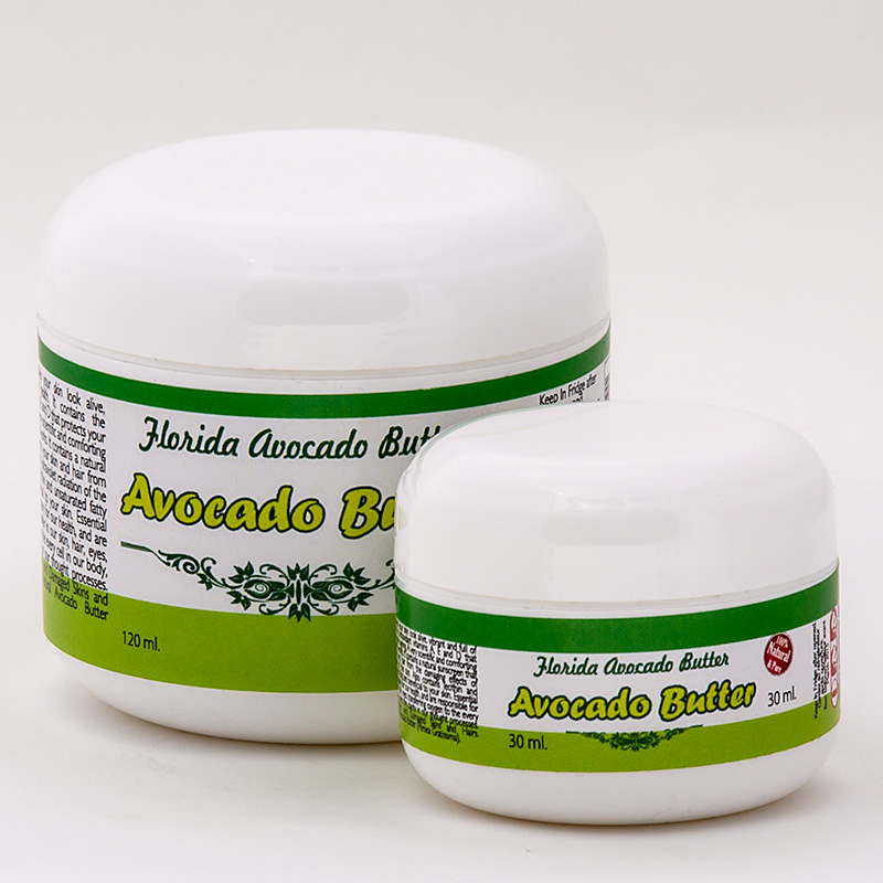 Avocado Body Butter | Organic Herbal Moisturizer