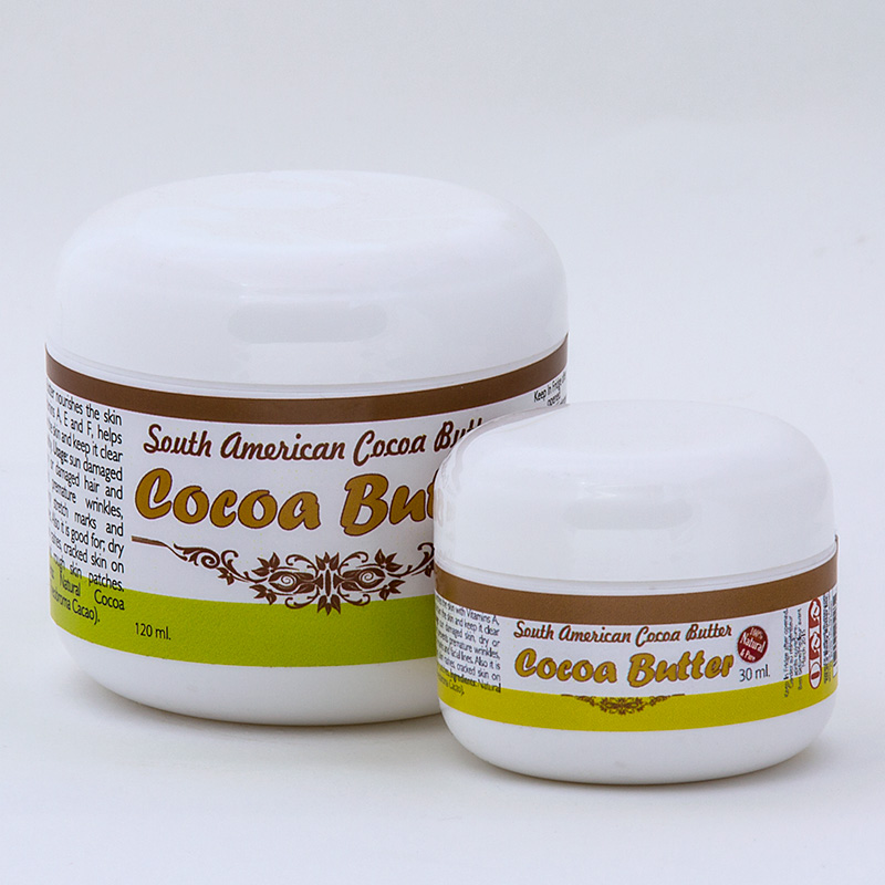Cocoa Body Butter | Organic Herbal Moisturizer