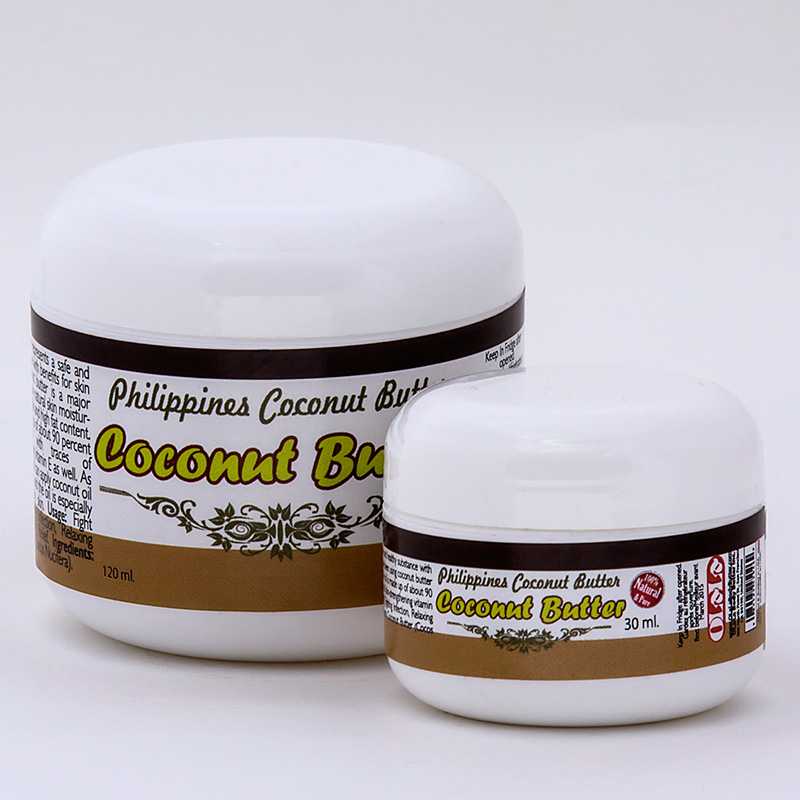 Coconut Body Butter | Organic Herbal Moisturizer