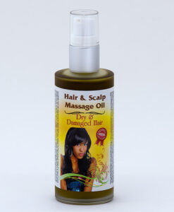 Dry and Damaged Hair and Scalp Massage Oil | Puirty Natural