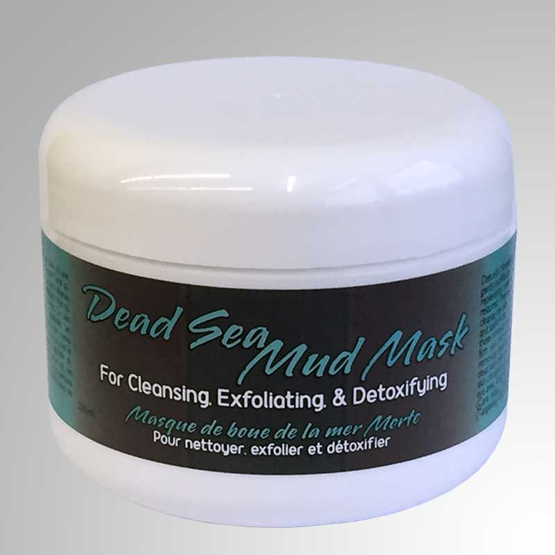 Dead Sea Mineral Mud Mask | Purity Natural