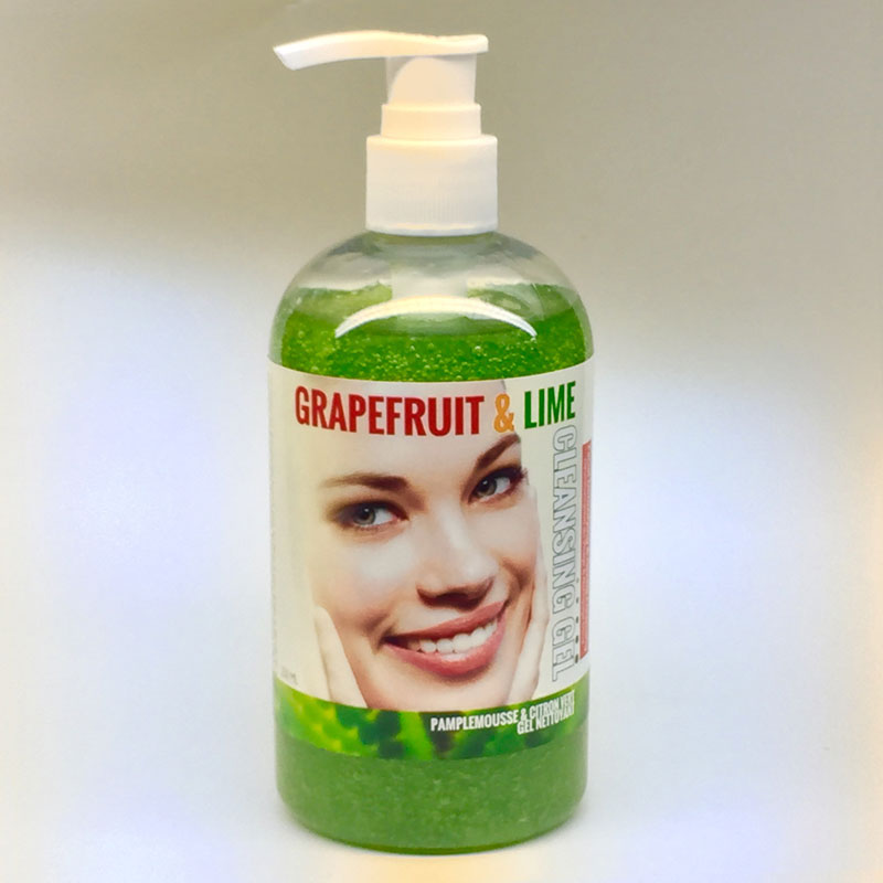 Grapefruit Lime Cleansing Gel | Purity Natural